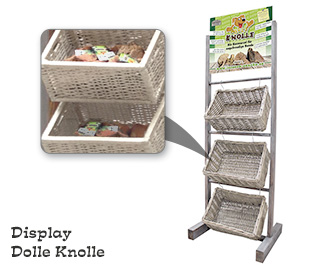 Display Dolle Knolle